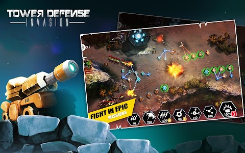 Tower Defense - Invasion TD (Unreleased) v1.2 [Mod]