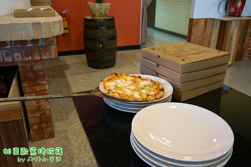 帕里歐窯烤披薩-福科店10