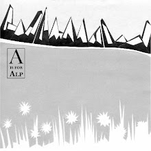 Photo: Maggie Ruddy - Alphabet of Physical Geography - A is for Alp