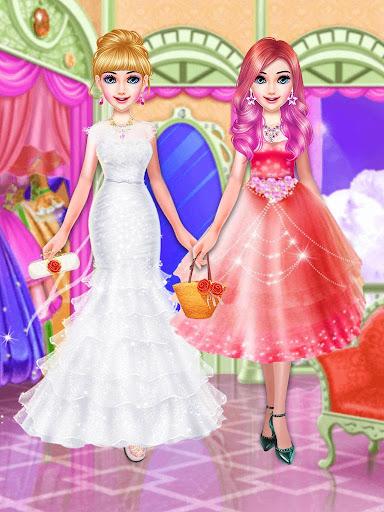 Code Triche Dress Up Girls Game : Stylist - Fashion Salon APK MOD screenshots 3