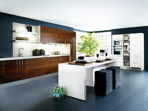最好的厨房设计理念