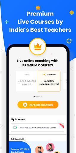 Class 8-12 JEE NEET Doubt App Free Online Coaching screenshot 6