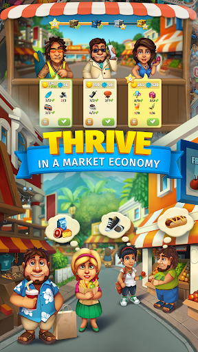 Trade Island 2.10.1 APK MOD screenshots 2