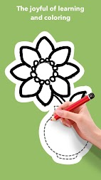 How To Draw Flowers APK screenshot thumbnail 4