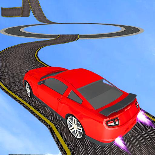 Impossible Car Tracks Drive Stunt