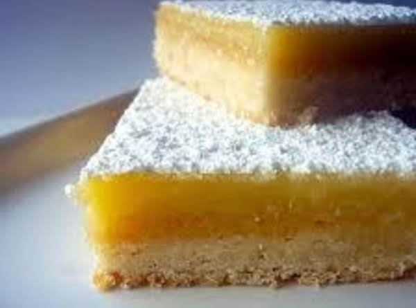 Dreamsicle Bars Recipe