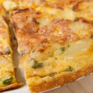 Potato and Egg Bake