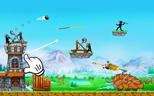 The Catapult 2 u2014 Grow your castle tower defense 3.1.0 screenshots 10