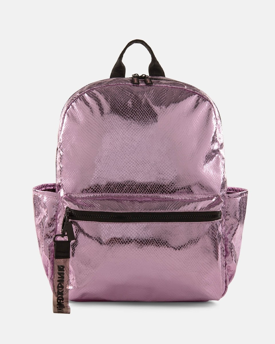 scaled up backpack pink