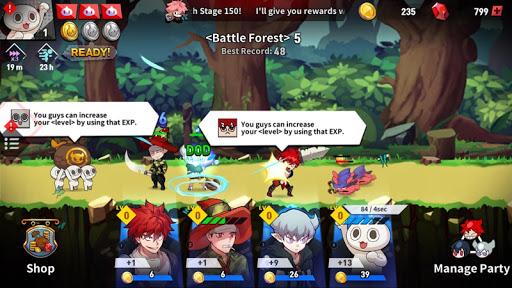 Lucid Adventure : Idle RPG  screenshots 22