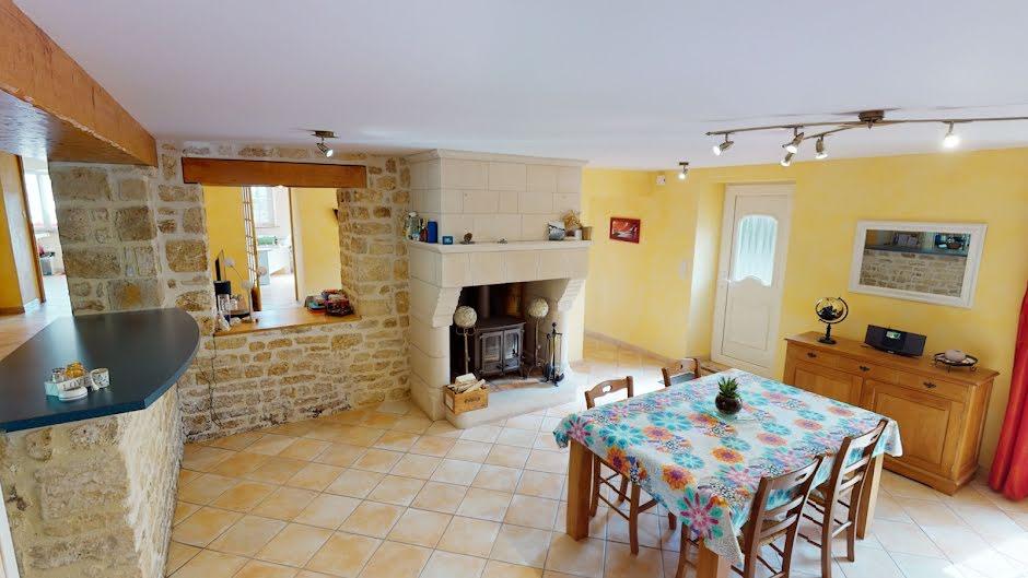 Vente maison 5 pièces 151 m² à Négreville (50260), 223 000 €