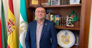 Alcalde de Berja, José Carlos Lupión.