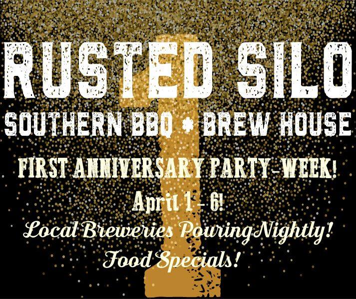 Rusted Silo Southern BBQ & Brew House image