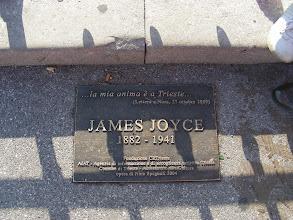 Photo: 014 James Joyce
