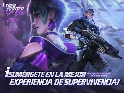 Cyber Hunter 7