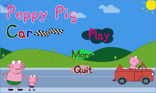 Pepy Pig Racer