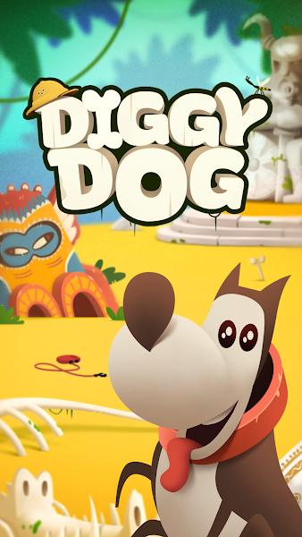 My Diggy Dog v2.211 (Mod Monney)