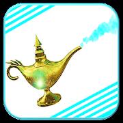 Magic Lamp Genie wish