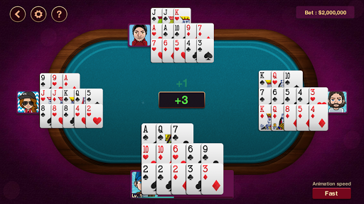 Chinese Poker Offline 1.0.4 screenshots 6