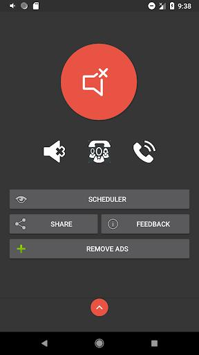 Phone Silencer 1.7 screenshots 1