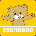 Teddy Eddie Playground Standard Yellow icon