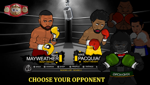 Boxing Punch:Train Your Own Boxer apkmind screenshots 3