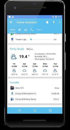 Ariela - Home Assistant Client screenshots 3