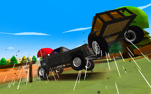 Truck Trials 2: Farm House 4x4 - screenshot