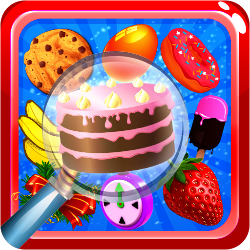 Find The Cake Objects 解謎 App LOGO-硬是要APP