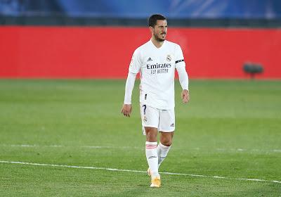 La nouvelle stat sur la mauvaise passe d'Eden Hazard