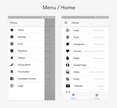 Ionic Framework App Support Documentation