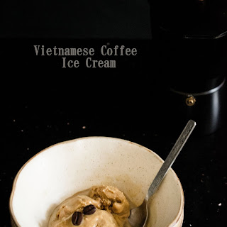 Vietnamese Coffee Ice Cream…Coffee Love