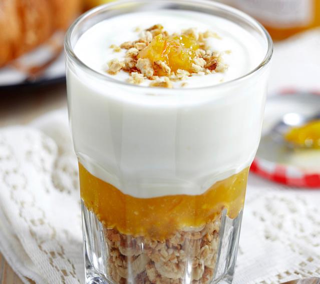Bonne Maman Peach Yogurt Recipe