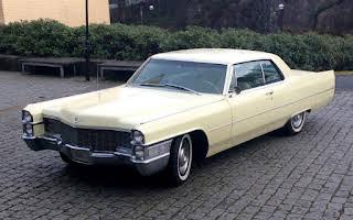 Cadillac Coupe De Ville Rent Hordaland