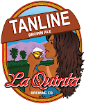 Logo of La Quinta Tan Line Brown Ale