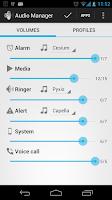 Screenshot of AUDIO MANAGER