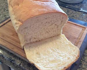 Soft and Easy White Bread (Bread Machine)