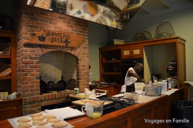 ecole cuisine