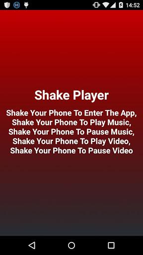 Shake Player