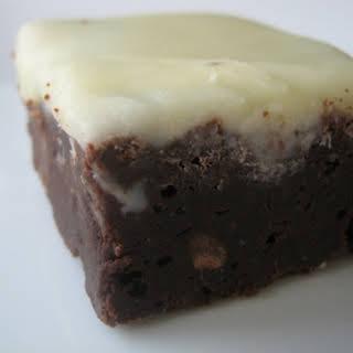 Quintuple Chocolate Brownies.