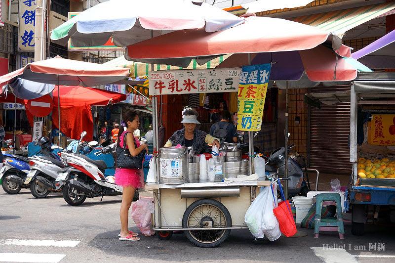 豐原古早味飲料攤,橫街阿嬤紅茶攤-1