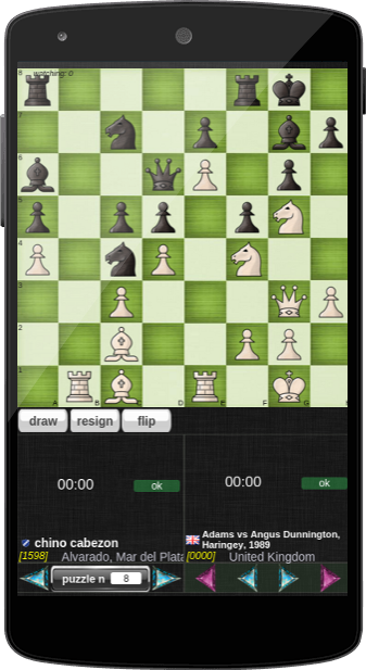 Standard Chess- screenshot