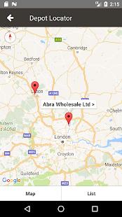 Abra Wholesale - náhled