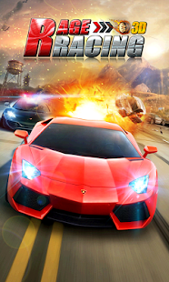 Rage Racing 3D- screenshot thumbnail