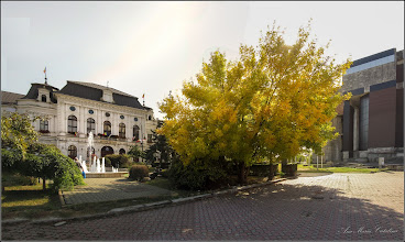 Photo: Turda - Piaţa 1 Decembrie 1918 - fântână arteziană - 2019.09.30- 2019.09.30