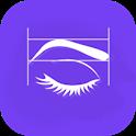 Symmetrical Eyebrows icon