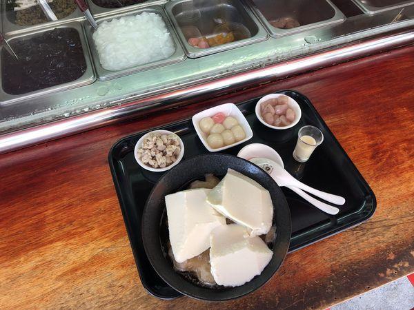 原來豆花│原來豆花,這樣吃也幸福x宜蘭必吃銅板美食