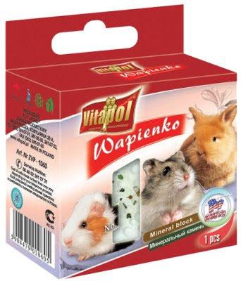 Vitapol Mineralsten Gnagare Popcorn 40g