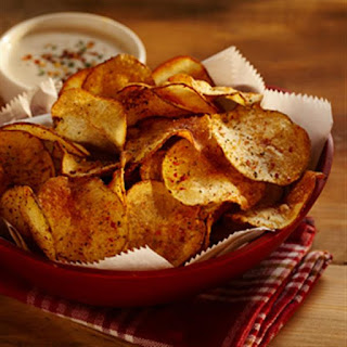 Best Homemade Barbecue Potato Chips Recipe