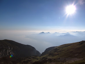 Photo: Lake Garda Italy - view from Monte Baldo